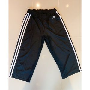 Adidas Active 360 Capri Cropped Workout Pants